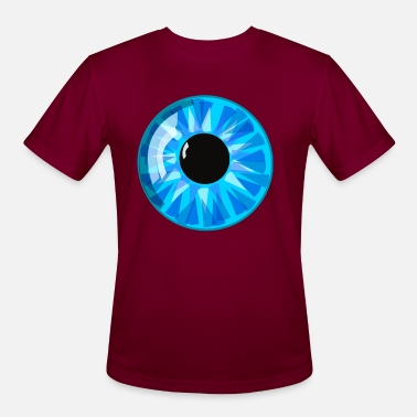 Big Eyes Big eye - Men's Sport T-Shirt