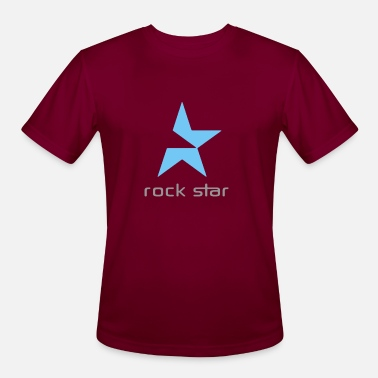 rock star - Men's Sport T-Shirt