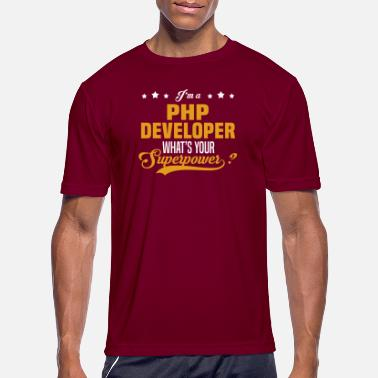 Php PHP Developer - Men's Sport T-Shirt