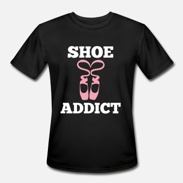 Shoe Addicted Shoe addict - Men's Moisture Wicking Performance T-Shirt