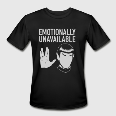 Emotionally Emotionally Unavailable - Men's Moisture Wicking Performance T-Shirt