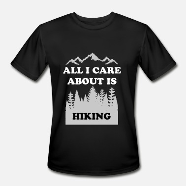 Recreational Sports Hiking Hobby - Recreation - Men's Moisture Wicking Performance T-Shirt