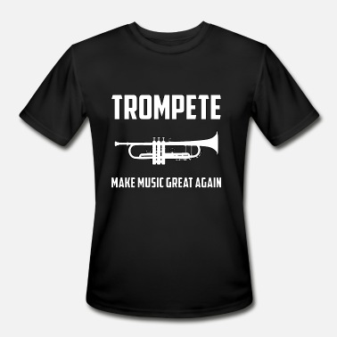 Trompete Trompete - Men's Moisture Wicking Performance T-Shirt