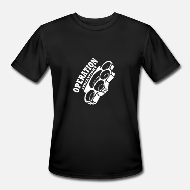 Streetfight Operation Streetfight Hools Hooligan Boxen Fight - Men's Moisture Wicking Performance T-Shirt