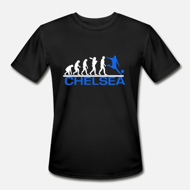 80ff5431b16 CHELSEA evolution sports football funny Men's Premium T-Shirt ...