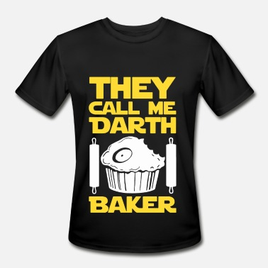 Anita Baker Baker - Baker - they call me darth baker - Men's Moisture Wicking Performance T-Shirt