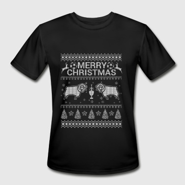 Ruhrpott Derby county - Christmas sweater for Derby fans - Men's Moisture Wicking Performance T-Shirt