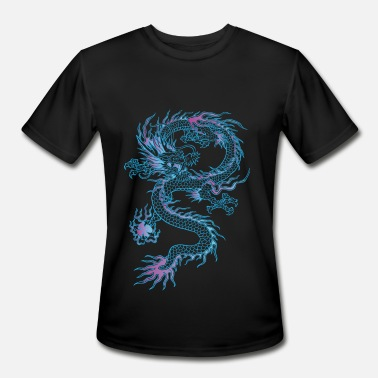 Chinese Dragon chinese dragon - Men's Moisture Wicking Performance T-Shirt