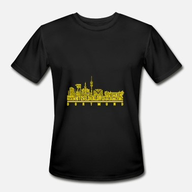 Gelsenkirchen Dortmund - Great footballer texas t-shirt - Men's Moisture Wicking Performance T-Shirt