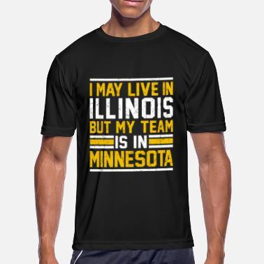d122a0aa0b6 Live in Illinois, my team is in Minnesota - Men's Sport