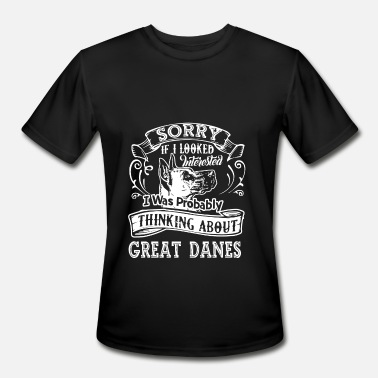 Harlequin Great Dane Great Danes Shirts - Men's Moisture Wicking Performance T-Shirt