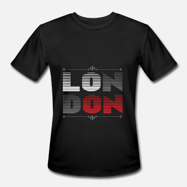 London Police London - Men's Moisture Wicking Performance T-Shirt