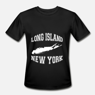 Long Island long island new york american t shirts - Men's Moisture Wicking Performance T-Shirt