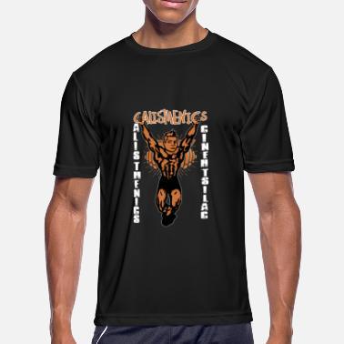 fd7ca25b Calisthenics Street Workout Pull Ups - Men's Sport T-Shirt