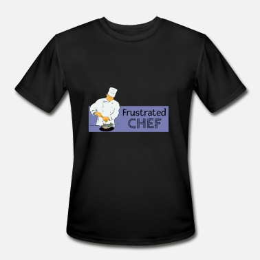Frustration Frustrated Chef - Men's Moisture Wicking Performance T-Shirt