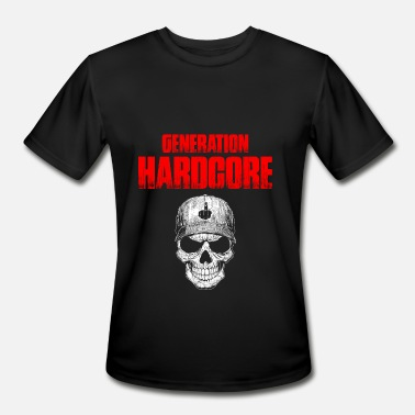 Young Generation Generation Hardcore - Men's Moisture Wicking Performance T-Shirt