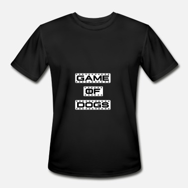 Game Dog dogs game shirt gift - Men's Sport T-Shirt