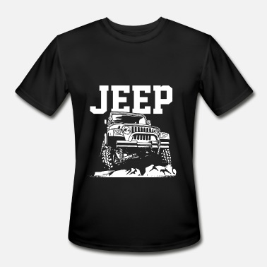 Jeep Clothes Jeep - Jeep - jeep t shirt - Men's Sport T-Shirt