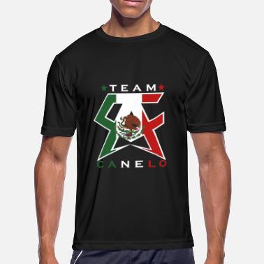 eec074486 Canelo Alvarez team canelo - Men's Sport T-Shirt