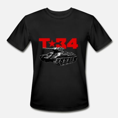 T&t T - Men's Moisture Wicking Performance T-Shirt
