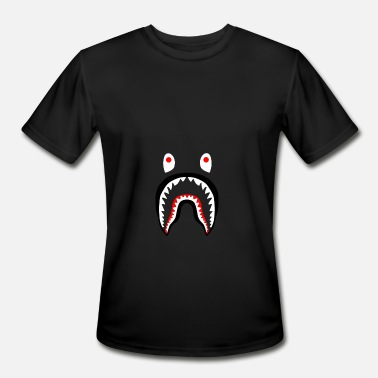 Supreme Bape bape shark - Men's Sport T-Shirt
