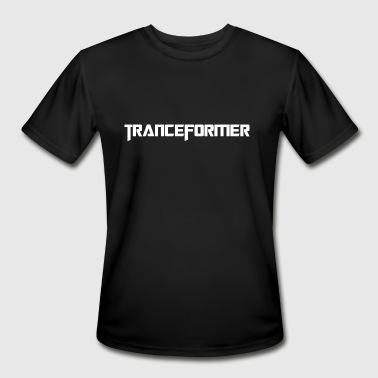 Traceformers white - Men's Moisture Wicking Performance T-Shirt
