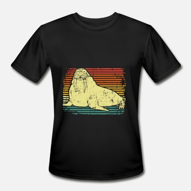 Zoo Animal Walrus Zoo animal - Men's Moisture Wicking Performance T-Shirt