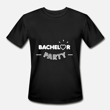 Successful Marriage Bachelor party - Men's Moisture Wicking Performance T-Shirt