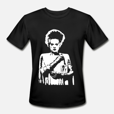 Bride Of Frankenstein Bride of Frankenstein - Men's Moisture Wicking Performance T-Shirt