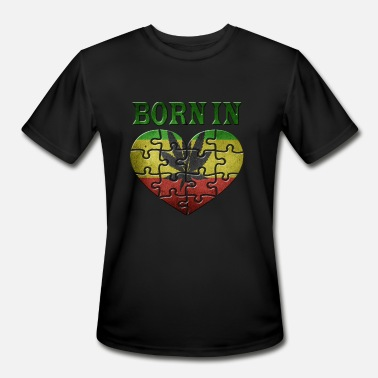 Jamaica Football Jamaica - Men's Moisture Wicking Performance T-Shirt
