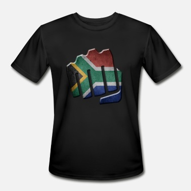 Gift For South Africa South Africa - Men's Moisture Wicking Performance T-Shirt