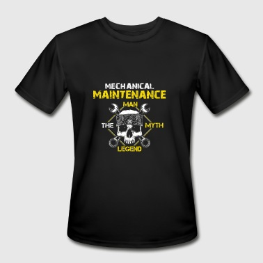 Mechanical maintenance - t-shirt for maintenance - Men's Moisture Wicking Performance T-Shirt