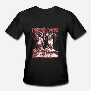 Corpse Cannibal corpse - Butchered at birth cool t - sh - Men's Moisture Wicking Performance T-Shirt