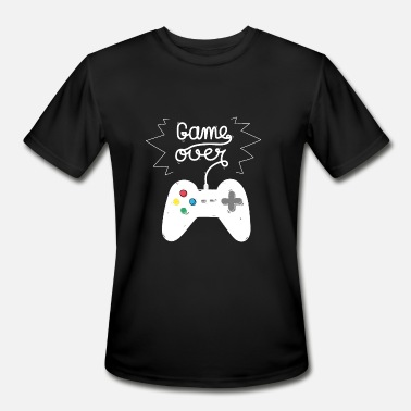 Console Game over console - Men's Moisture Wicking Performance T-Shirt