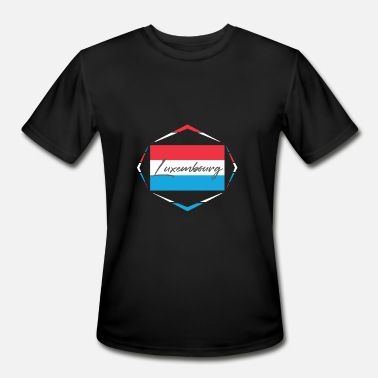 Luxembourg Luxembourg - Men's Sport T-Shirt