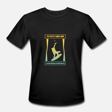 Wakeboard - Men's Sport T-Shirt