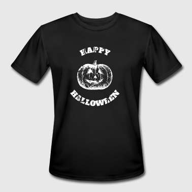 Happy Halloween - Men's Moisture Wicking Performance T-Shirt