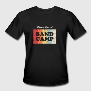 Awesome Band Band Camp | Marching Band - Men's Moisture Wicking Performance T-Shirt