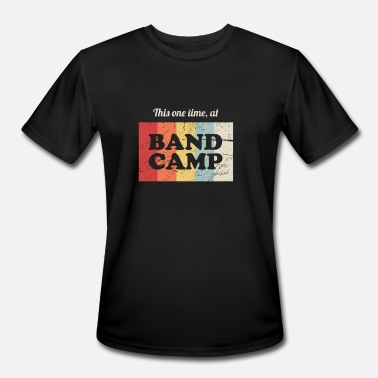 Band Camp Band Camp | Marching Band - Men's Moisture Wicking Performance T-Shirt