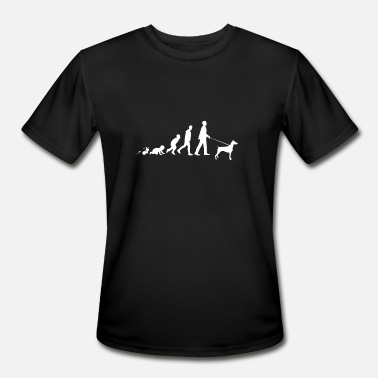 Doberman Pinscher Doberman Pinscher - Men's Moisture Wicking Performance T-Shirt
