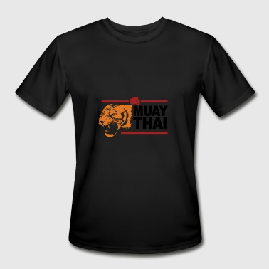 Muay Thai - Men's Moisture Wicking Performance T-Shirt
