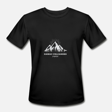 Hawaii Volcanoes National Park Hawaii Volcanoes National Park - Men's Moisture Wicking Performance T-Shirt