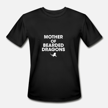 Beard Law Mother Of Bearded Dragons - Men's Moisture Wicking Performance T-Shirt