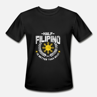 Pinoy Philippines Filipino Philippine Filipino Philippines Pinoy Manila Gift - Men's Moisture Wicking Performance T-Shirt