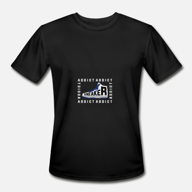Sneakers Addict Sneaker Addict - Men's Moisture Wicking Performance T-Shirt