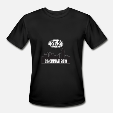 Cincinnati 2019 26.2 - Men's Sport T-Shirt