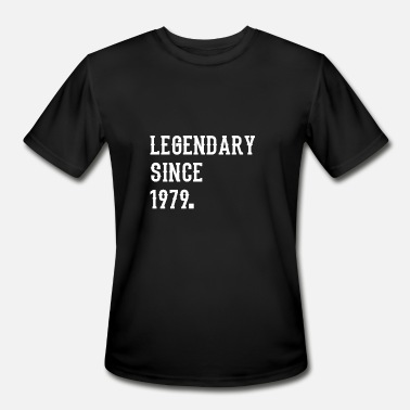 Legendary 40th Birthday - Men's Sport T-Shirt