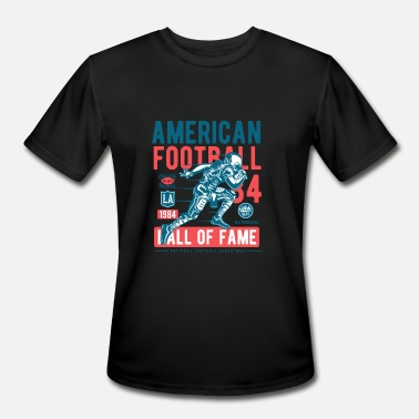 Hall Of Fame American Football Hall of Fame - Men's Moisture Wicking Performance T-Shirt
