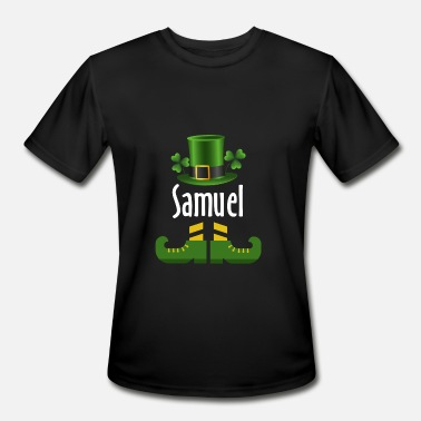 Samuel� Samuel - Men's Moisture Wicking Performance T-Shirt