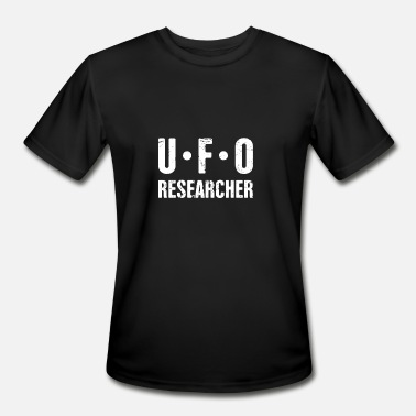 University Researcher UFO Researcher - Men's Moisture Wicking Performance T-Shirt